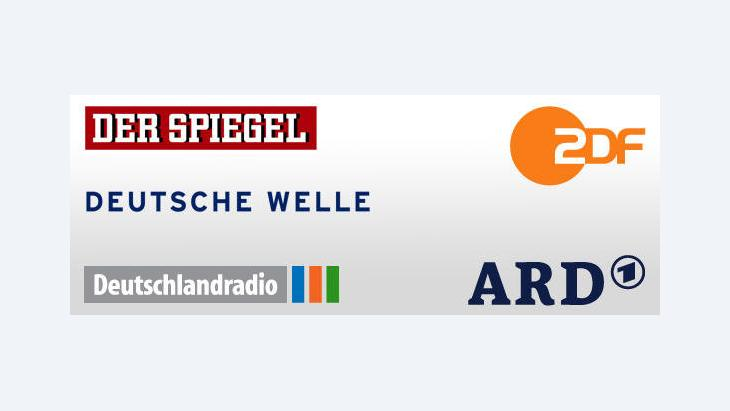 الإعلام الأوروبي وخاصة الألماني يتميز بأنه يمنح الأحداث التي تقع في معظم أرجاء العالم  الكثير من الاهتمام