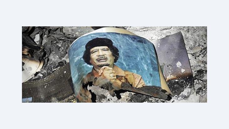 أكثر من اربعة عقود حكم القذافي خلالها ليبيا بالحديد والنار