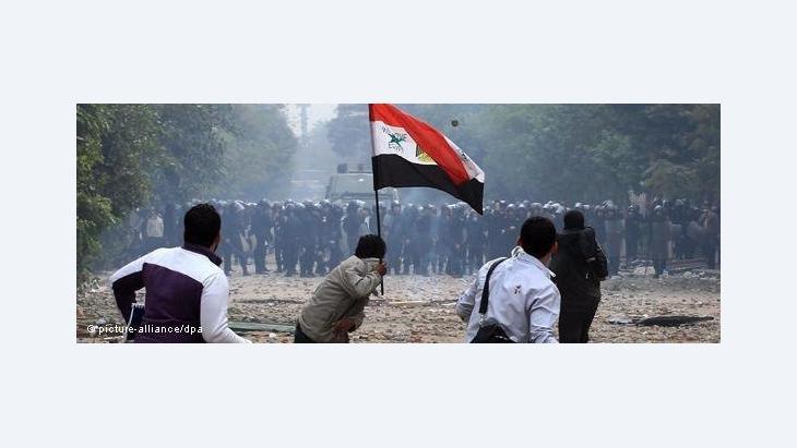 عشرون قتيلاً في اشتباكات ميدان التحرير