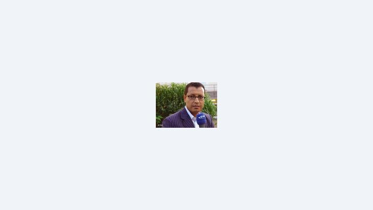 الدكتور عاصم حفني، أستاذ العلوم الإسلامية في معهد الدراسات الشرق أوسطية في جامعة فيليبس بمدينة ماربورغ ، الصورة دويتشه فيله
