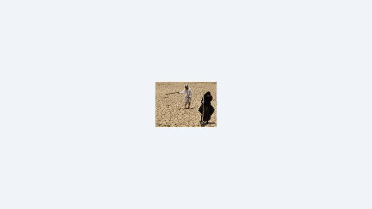 صور من الجفاف في العراق، ا.ب