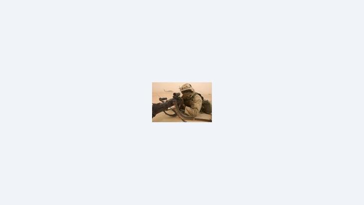 الحرب على الإرهاب في العراق الصورة: د.ب.ا