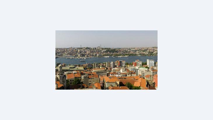 أحد مشاهد مدينة اسطنبول، الصورة: دويتسه فيله