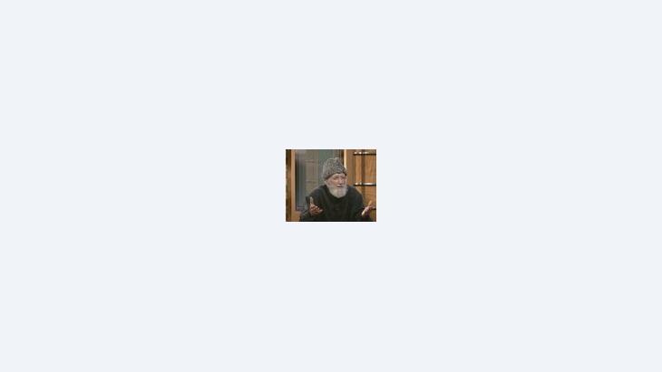 جودت سعيد، الصورة: قناة الجزيرة