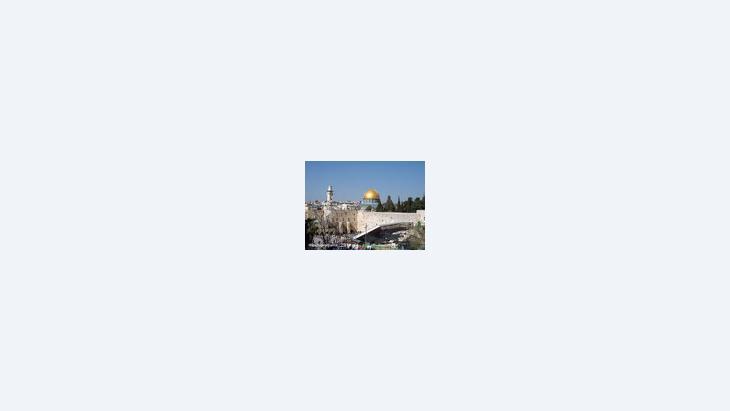 الحرم الشريف، الصورة د ب أ
