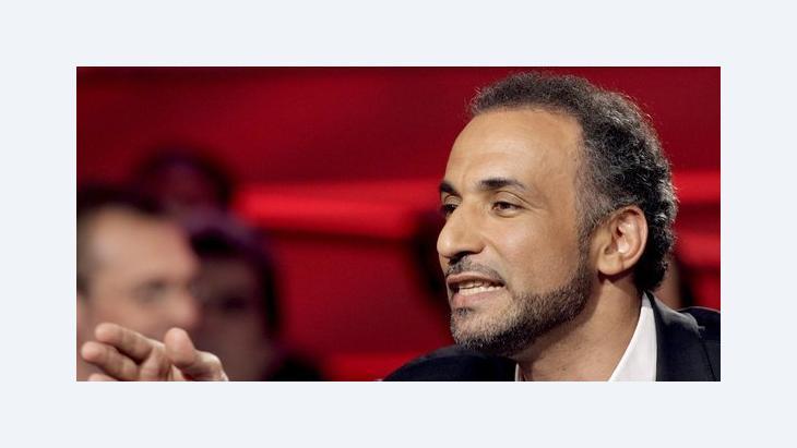 حوار مع طارق رمضان حول الثورات العربية: الصورة دب ا