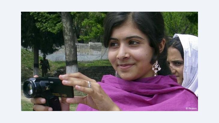 مالالا يوسفزاي: الفتاة التي تحدت طالبان