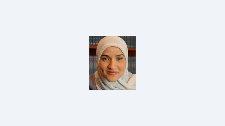 داليا مجاهد، الصورة: جامعة وسكونسن