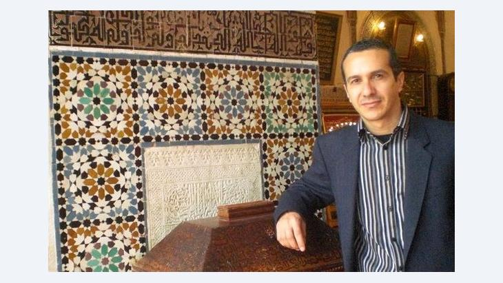 المفكر الجزائري محمد شوقي الزين
