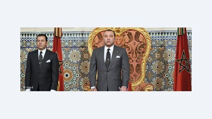 الملك محمد السادس، أمير المؤمنين الذي لا يخضع للمساءة القانونية أمام أي جهة في الدولة