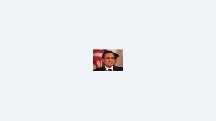 حسني مبارك، الصورة: أ ب