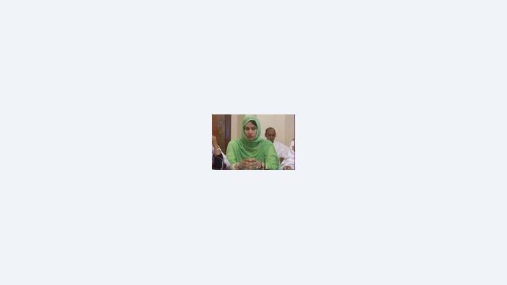 بنت مكناس أول وزيرة خارجية عربية، الصورة: صحيفة العرب القطرية