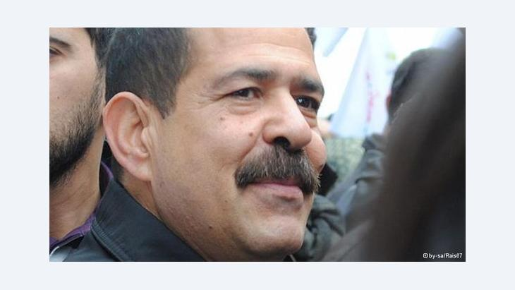 المعارض التونسي شكري بلعيد