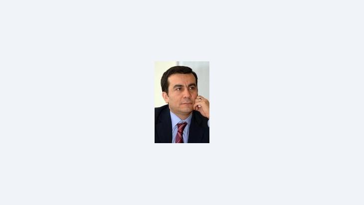 خالد الحروب، الصورة: خاص
