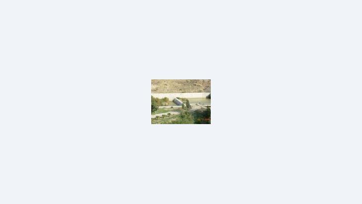 """وادي الأردن، الصورة منظمة """"السلام البيئي/أصدقاء الأرض في الشرق الأوسط"""""""