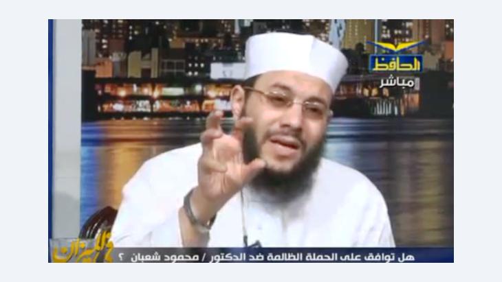 الشيخ السلفي محمود شعبان الصورة يوتوب