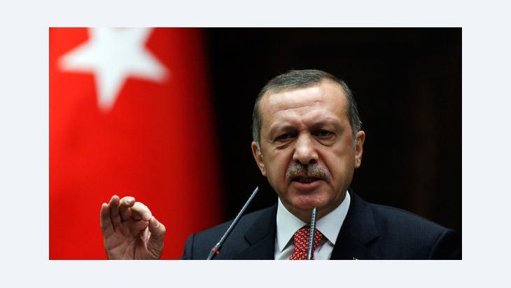 رئيس الوزراء التركي رجب طيب أردوغان، رويترز