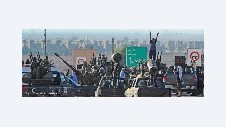من وراء الكواليس........أسرار عدم استسلام بني وليد الليبية للثوار