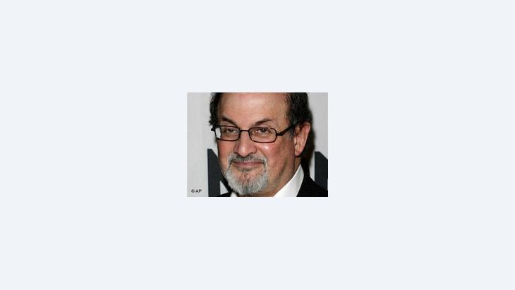 سلمان رشدي، الصورة: أ ب