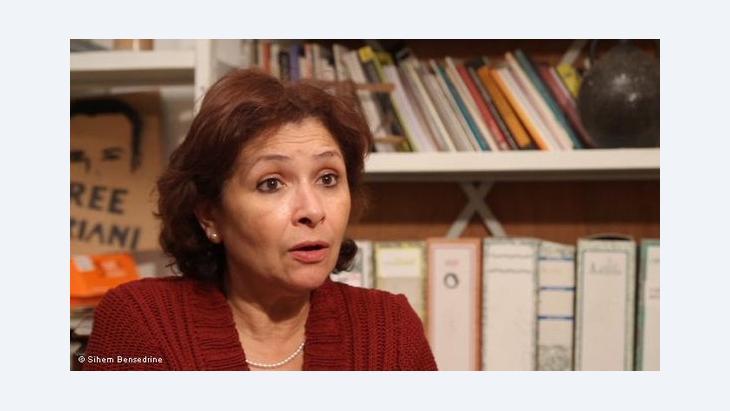 انتخابات 23 أكتوبر- يوم النهوض الديمقراطي العربي سهام بن سدرين، الناشطة الحقوقية التونسية: