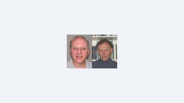 بريان كلوغ و روبرت فيستريش