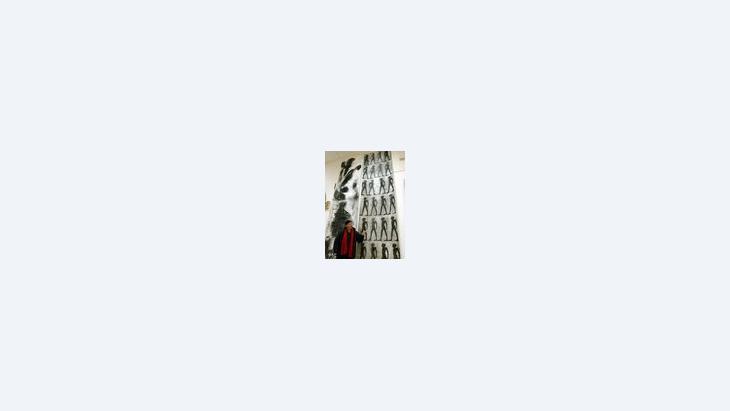 فولغنغ تيمان، الصورة: أ ب