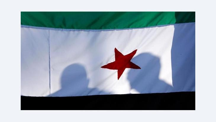 سوريا الأسد بلا أسد.....النهاية الحتمية الصورة رويتر