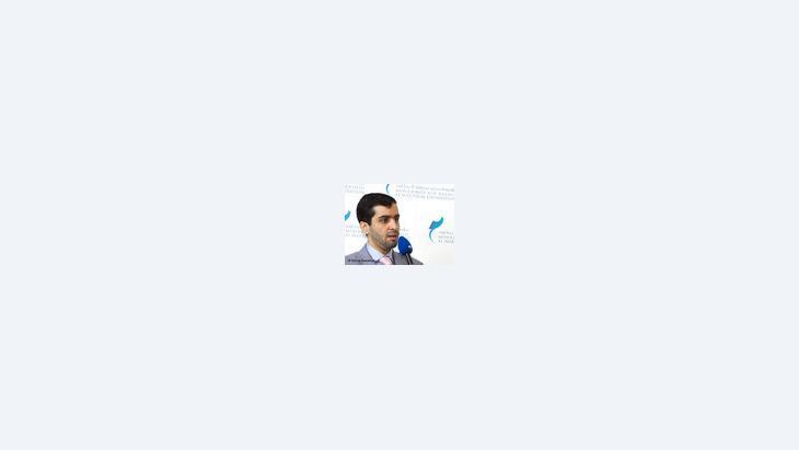 صورة ياسر حارب، ياسر حارب، نائب المدير التنفيذي لقطاع الثقافة في مؤسسة محمد بن راشد آل مكتوم