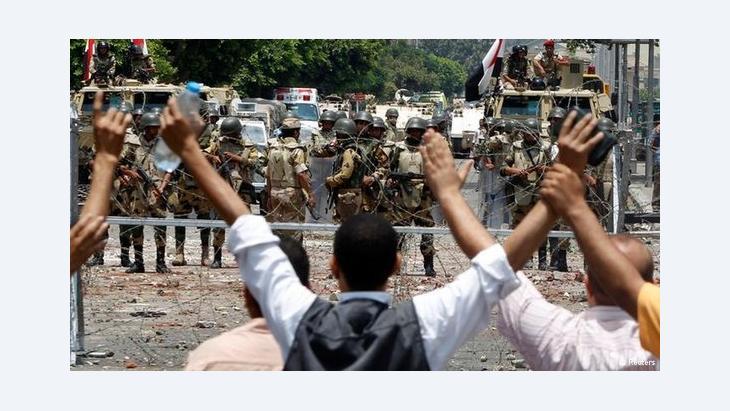 مصر الانقلاب واحتمالات ما بعده