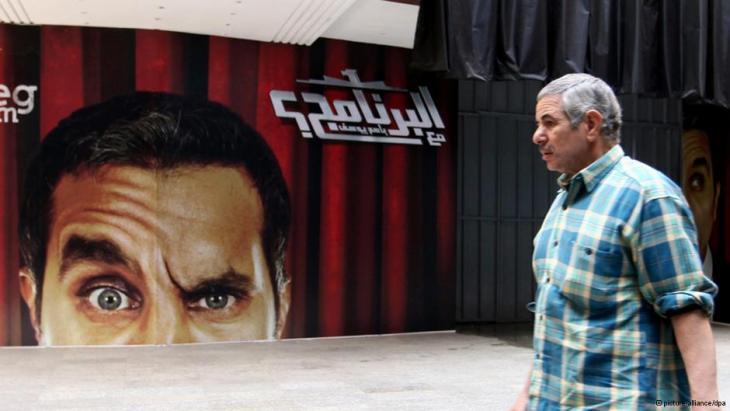 مصادر: «سخرية» باسم يوسف أثارت غضب قادة وضباط وجنود بالجيش