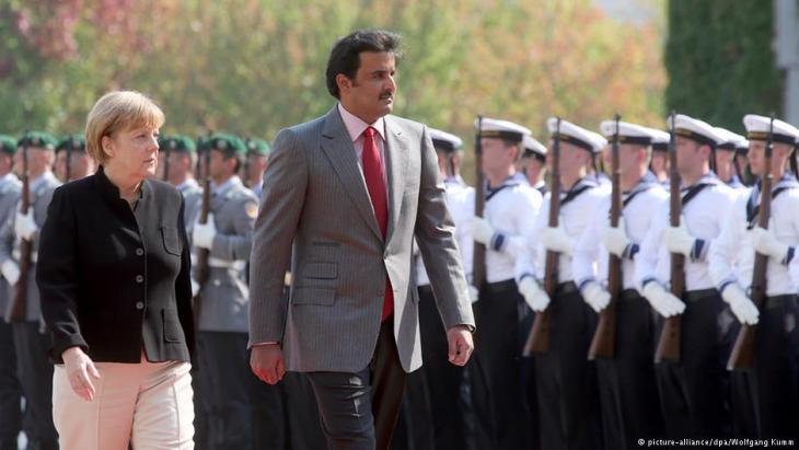 قطر تبقى شريكاً هاماً لألمانيا