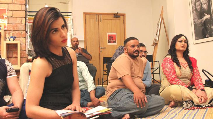 d4a19156427a4 نشاطات المتحولين جنسيا في باكستان  الأقليات الجنسية...الجنس الثالث ...