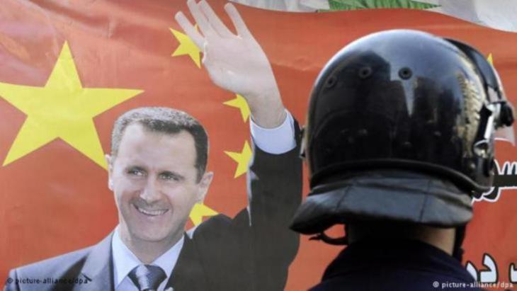 الانهيار السحيق لمفاهيم الأنسنة في العالم العربي Assadsyrien