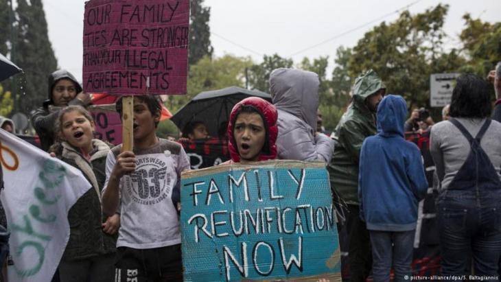 بطء السلطات الألمانية في إجراءات لم الشمل يزيد معاناة اللاجئين