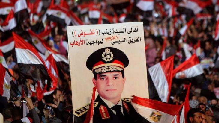 مصر: البرلمان يقر إجراء تعديلات دستورية قد تسمح للرئيس بالبقاء في السلطة حتى عام 2034