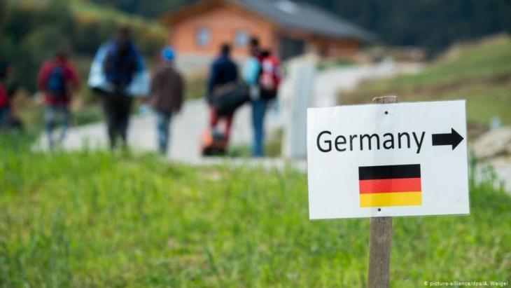 نصف الألمان لديهم مشاعر استياء تجاه طالبي اللجوء.