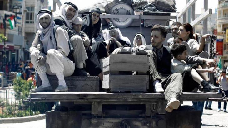 """الفلسطينيون يحيون يوم """"النكبة"""" بلا فعاليات شعبية"""