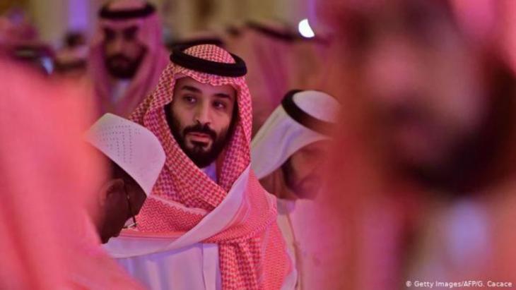 كتاب صعود محمد بن سلمان إلى السلطة النسخة الإنكليزية الوصي على عرش السعودية Qantara De