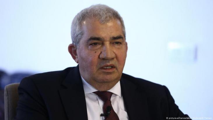 Riad Seif I syrischer Oppositioneller (picture-alliance/AA/A. Hudaverdi Yaman)