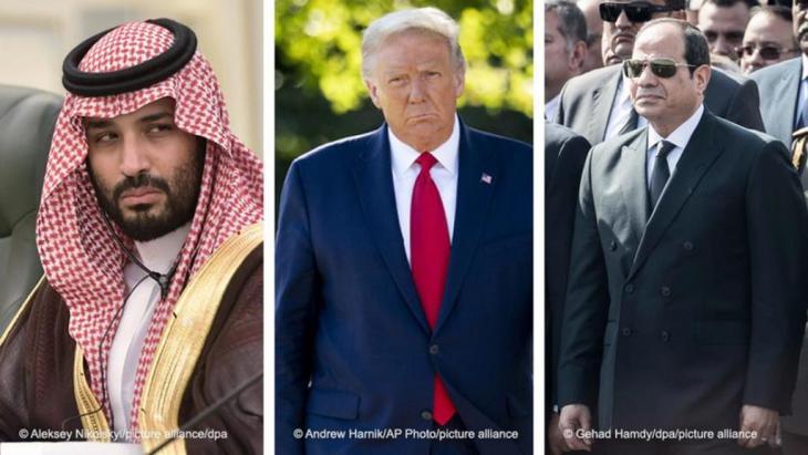 الانتخابات الأمريكية 2020: هل تفضل السعودية فوز ترامب؟