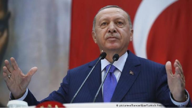 موقف الاتحاد الأوروبي الناعم تجاه أنقرة  وتعزيز أردوغان