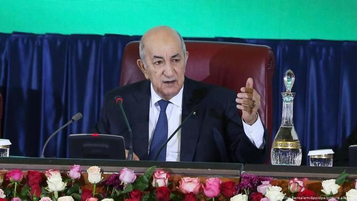 النظام الجزائري يريد  إنهاء الحراك الاحتجاجي الشعبي