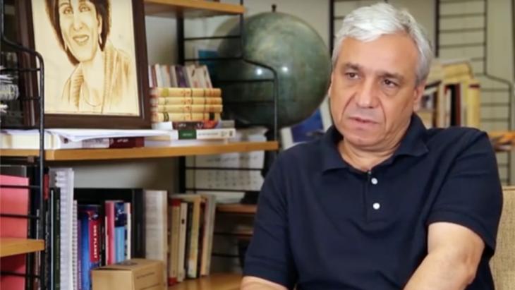 (photo: Maizar Matar) يعتبر الناشط والمفكر السوري ياسين حاج صالح من أهم النفكرين السياسيين في العالم العربي.