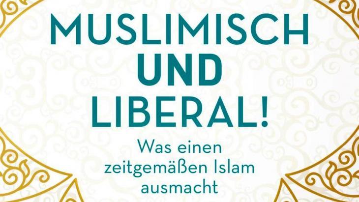 الغلاف الألماني لكتاب: مسلم وليبرالي - كيف يمكن للإسلام التواؤم مع الحداثة، تحرير لمياء قدور، دار بيبر، ميونخ 2020 - ألمانيا