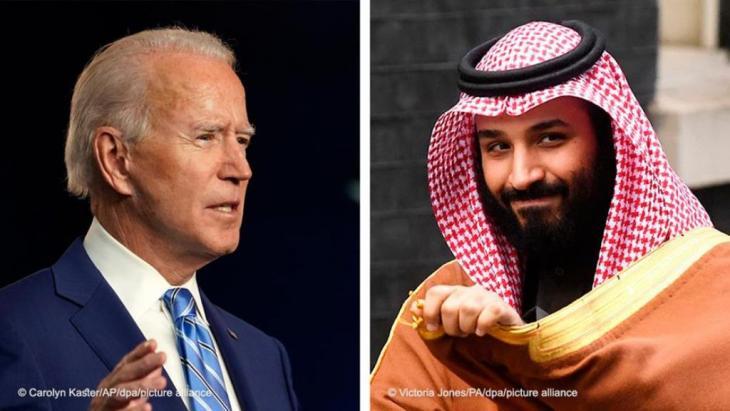 بايدن يرفض الحديث مع الأمير محمد بن سلمان، ويتواصل مباشرة مع الملك سلمان