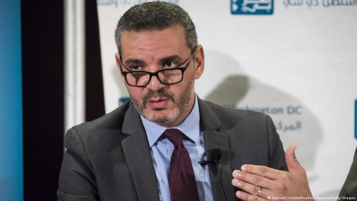 الباحث والمستشار السياسي خالد الجندي 06 / 06 / 2017.