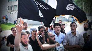 سلفيون يحتجون في تونس. د ب أ