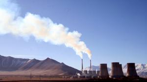 مفاعل شازاند النووي في إيران. مركزي نيوز