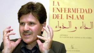 الكاتب التونسي الفرنسي عبد الوهاب المِدِب. د ب أ