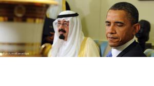 """""""هناك قوى أخرى في منطقة الشرق الأوسط –ومنها جماهير الشارع العربي – التي ربما تكون أكثر أهمية بالنسبة لواشنطن"""""""